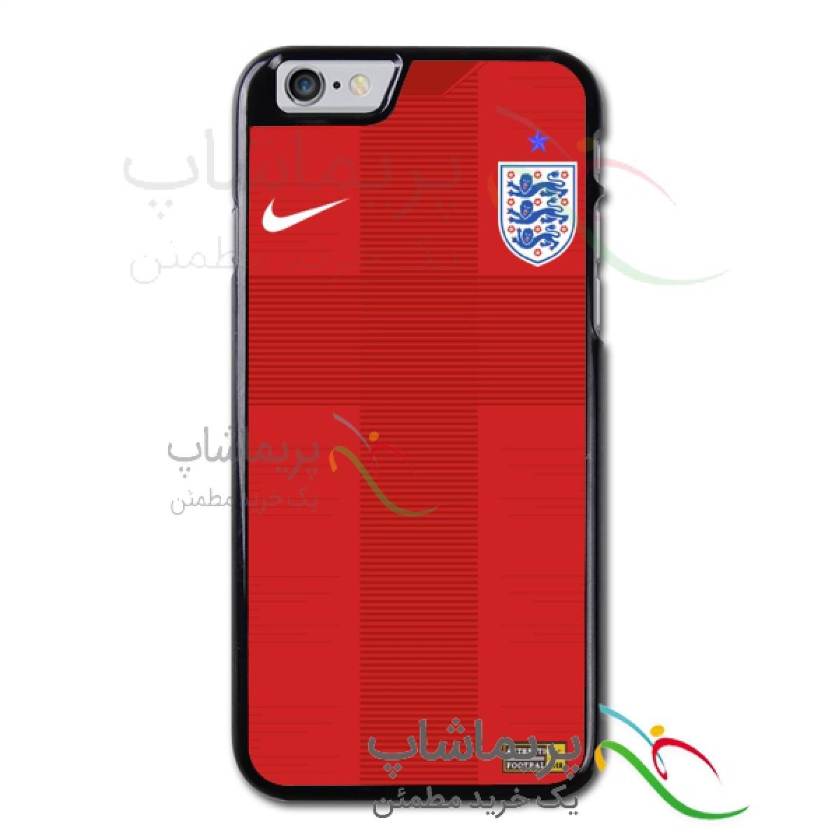 قاب موبایل انگلیس پیراهن دوم جام جهانی