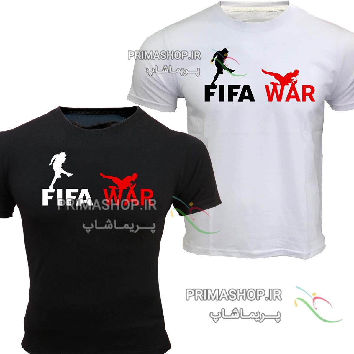 لباس اسپرت طرح فوتبالی فیفا FIFA