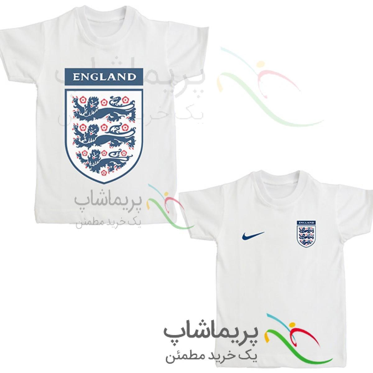 لباس هواداری انگلیس بچه گانه