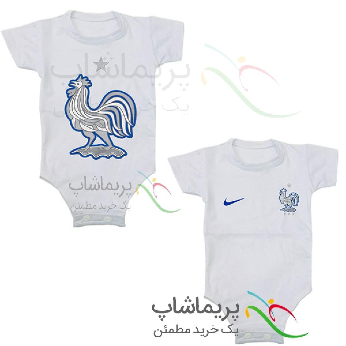 سرهمی نوزاد فرانسه