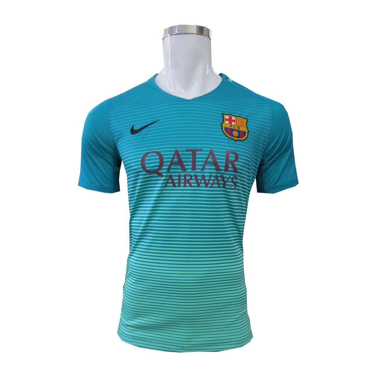 پیراهن سوم بارسلونا 16/17 اورجینال درجه 1 تایلندی