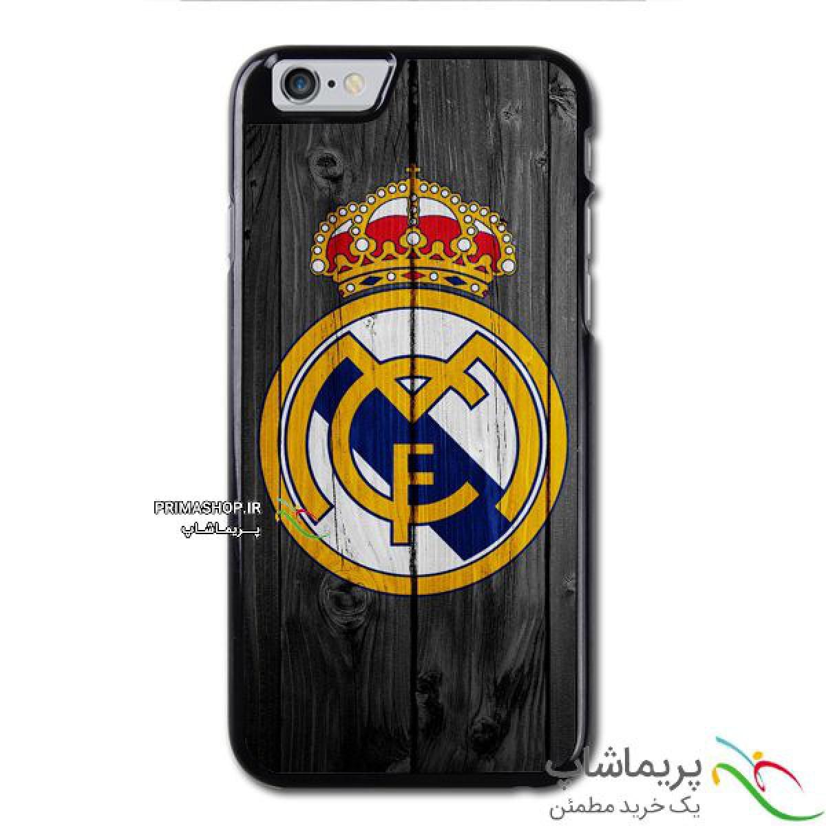 قاب موبایل رئال مادرید جدید 2017(3)