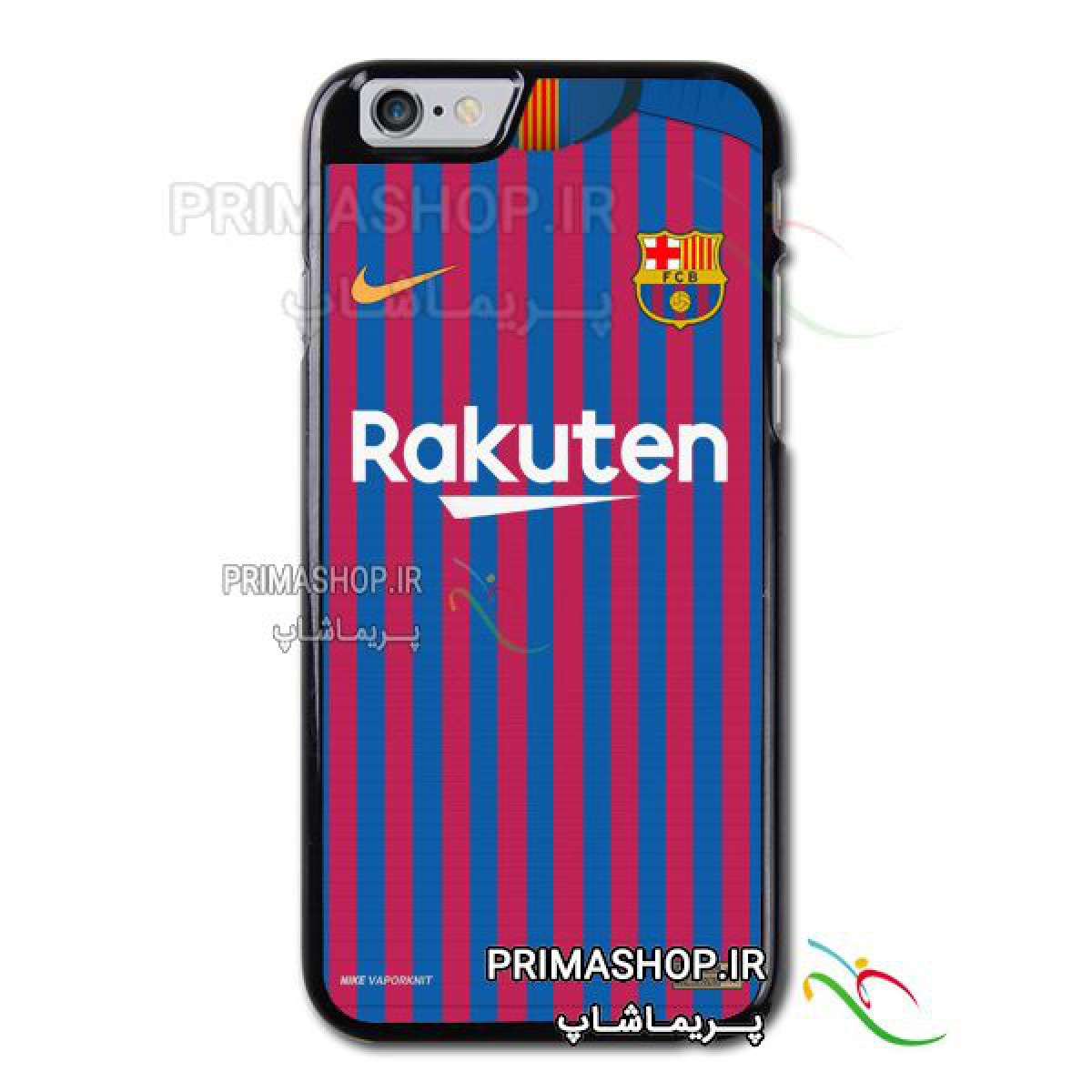 قاب بارسلونا پیراهن اول 2018/19