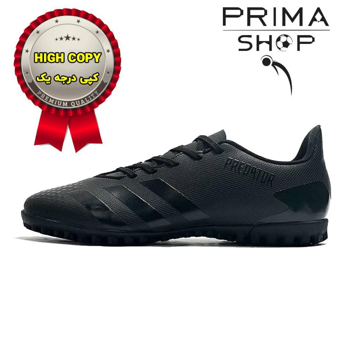 کفش چمن مصنوعی آدیداس پردیتور 20.4 مشکی های کپی