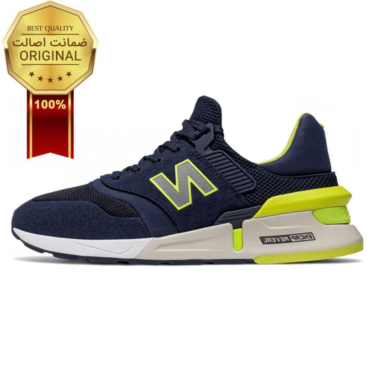 کفش اسپرت نیوبالانس اورجینال ms997rh