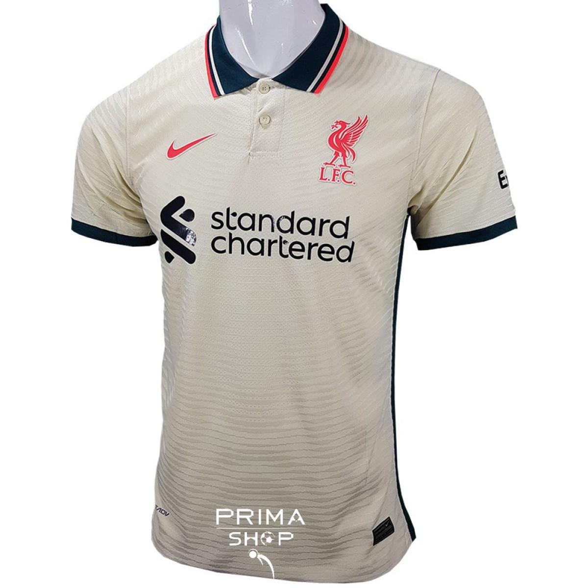 لباس پلیری دوم لیورپول 2022