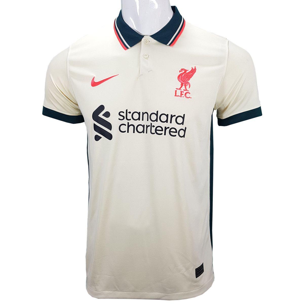 لباس دوم لیورپول 2022