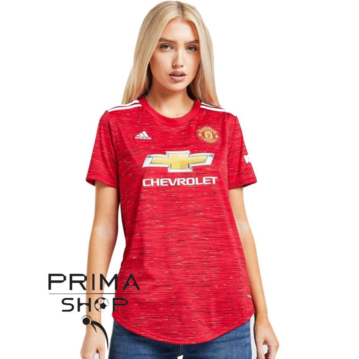 لباس زنانه منچستر یونایتد 2021