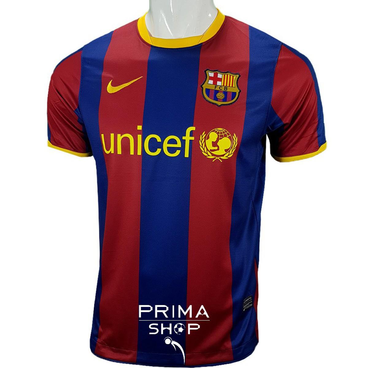 لباس کلاسیک بارسلونا 2011