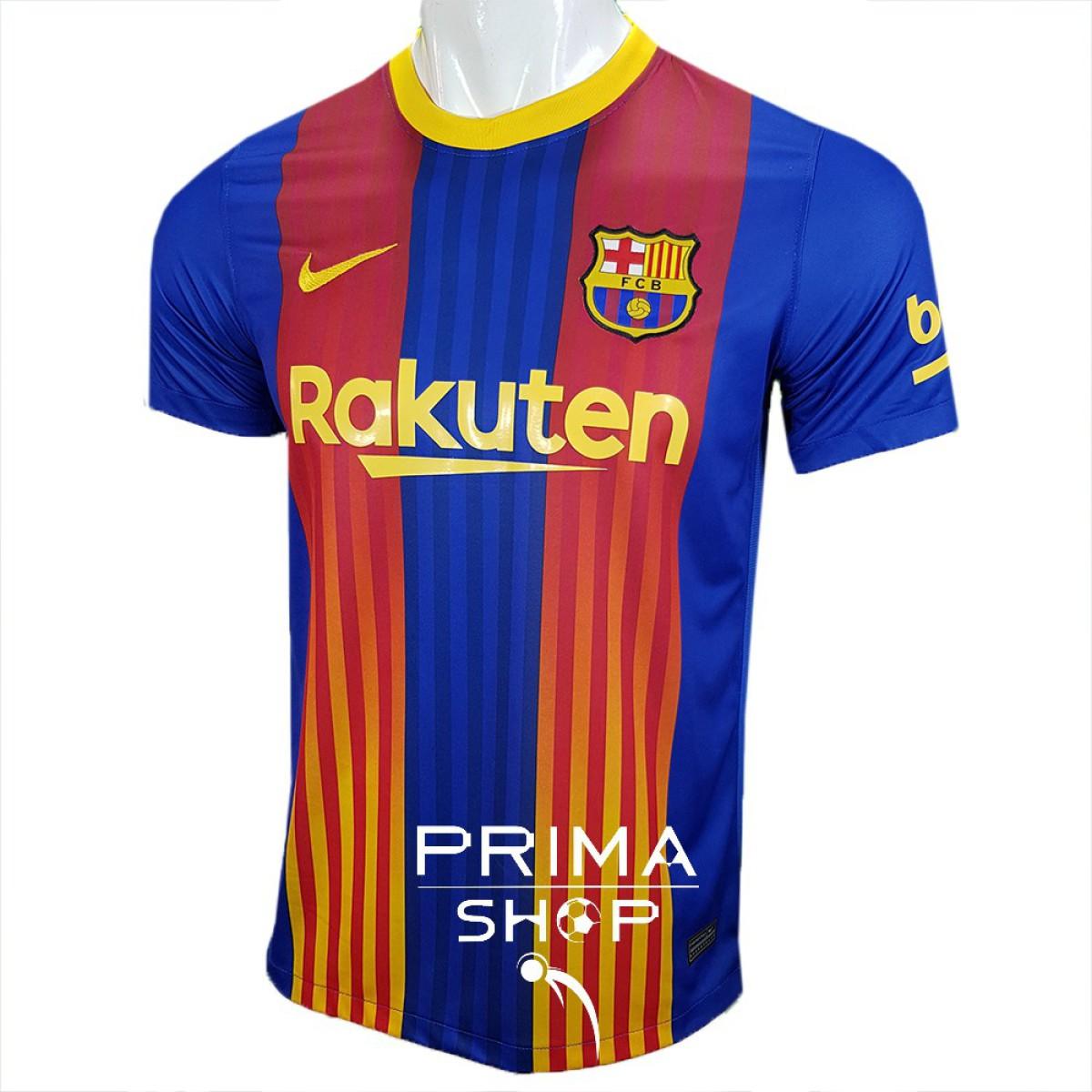 لباس چهارم بارسلونا 2021