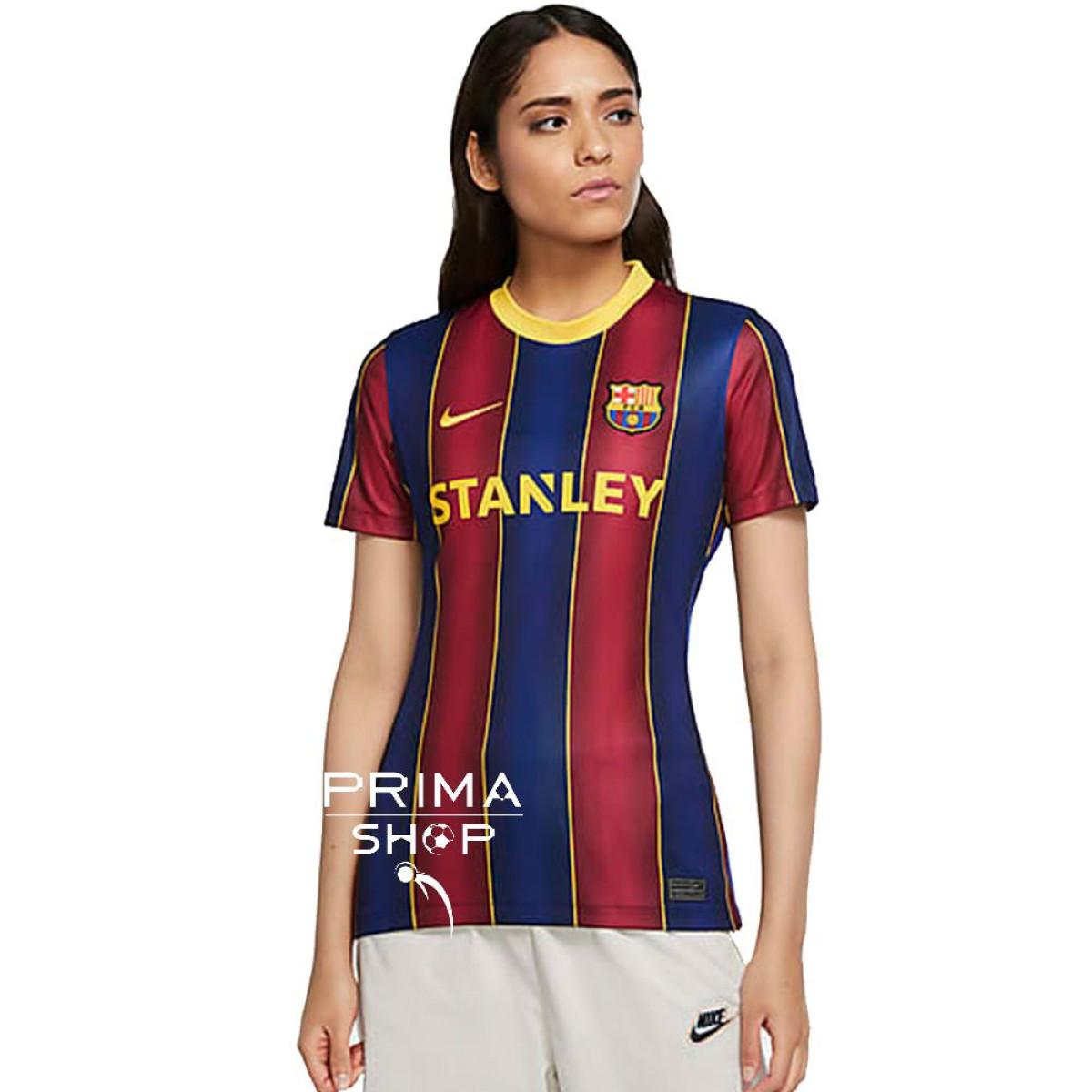 لباس اول بارسلونا زنانه 2021
