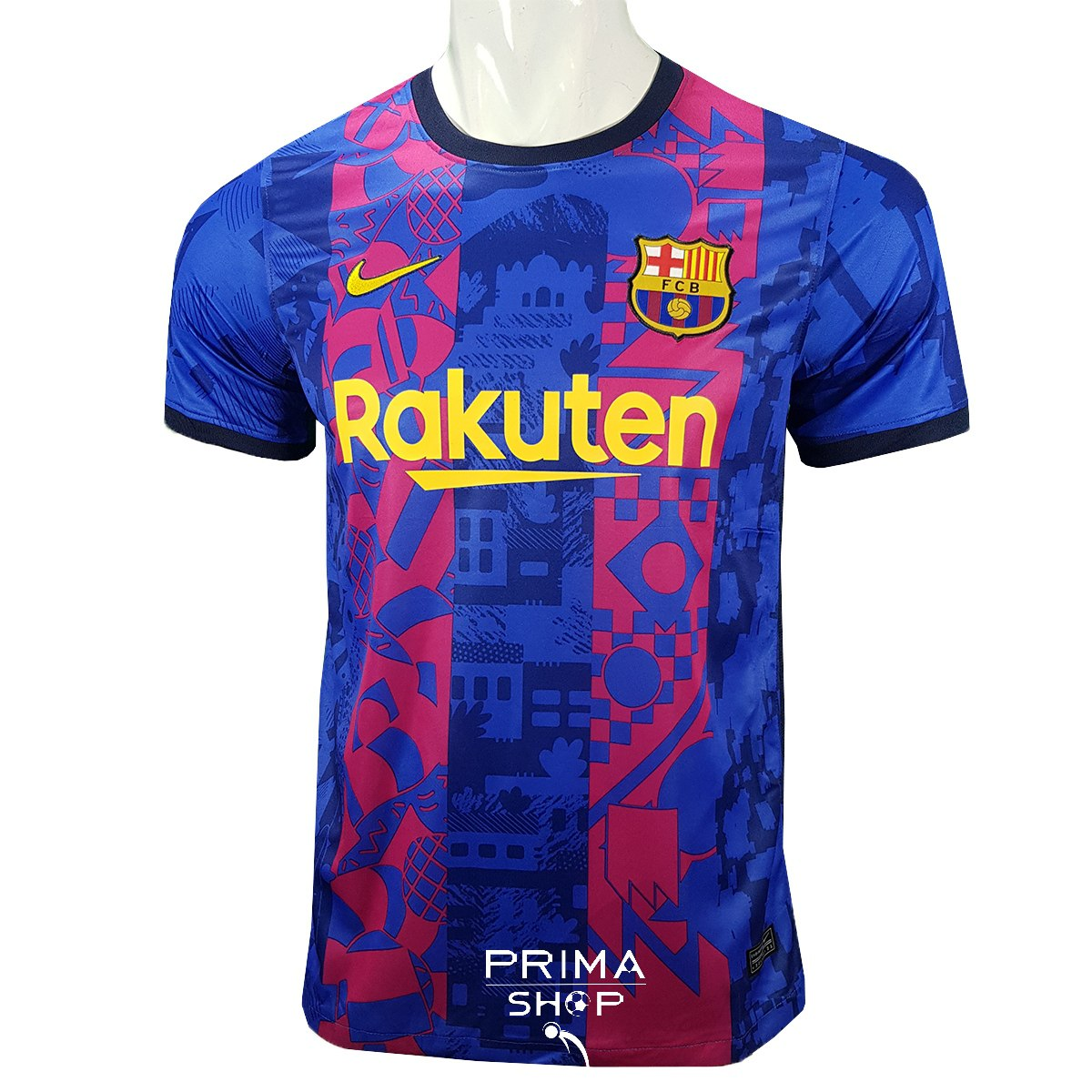لباس بارسلونا اروپایی