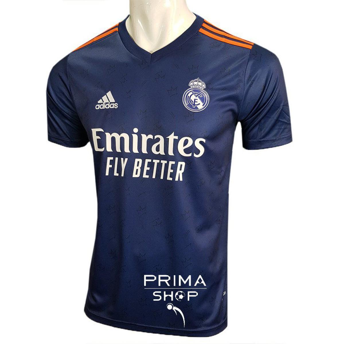 لباس دوم رئال مادرید 2022 احتمالی