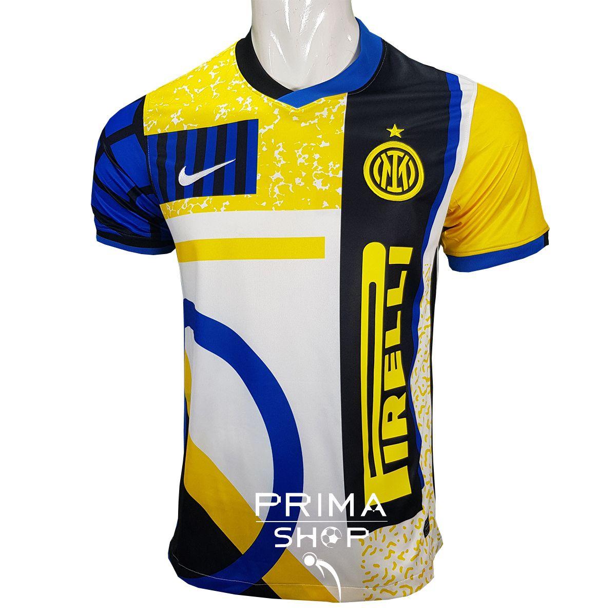 لباس چهارم اینترمیلان 2021