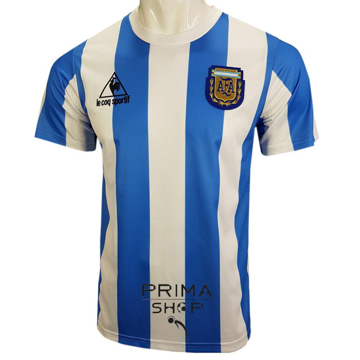 لباس کلاسیک آرژانتین 1986