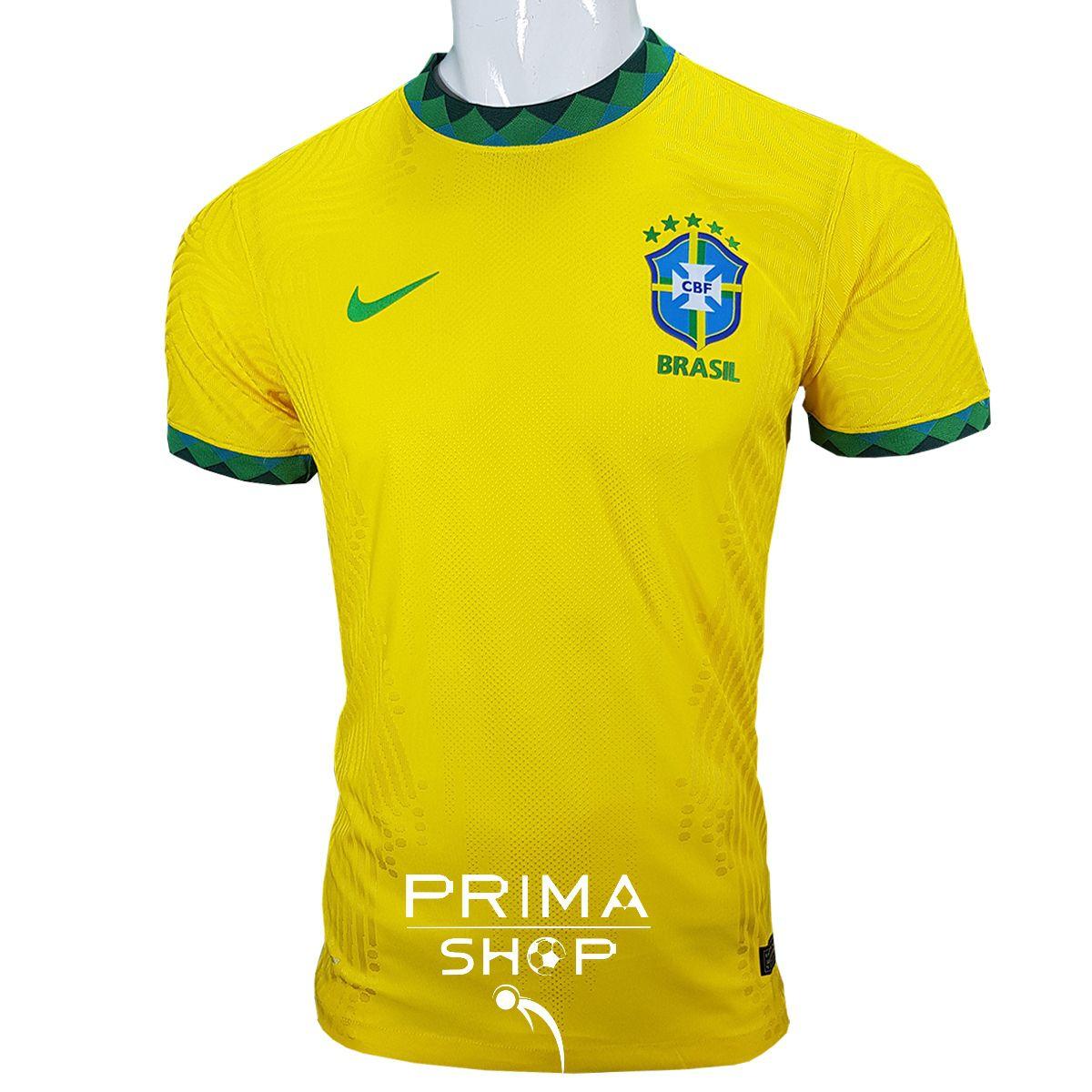 لباس پلیری تیم ملی برزیل 2021