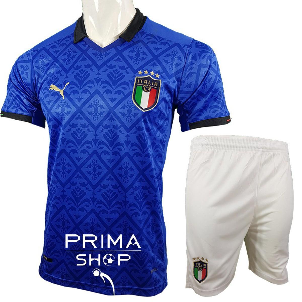 کیت تیم ملی ایتالیا 2020 |  پیراهن شورت ایتالیا