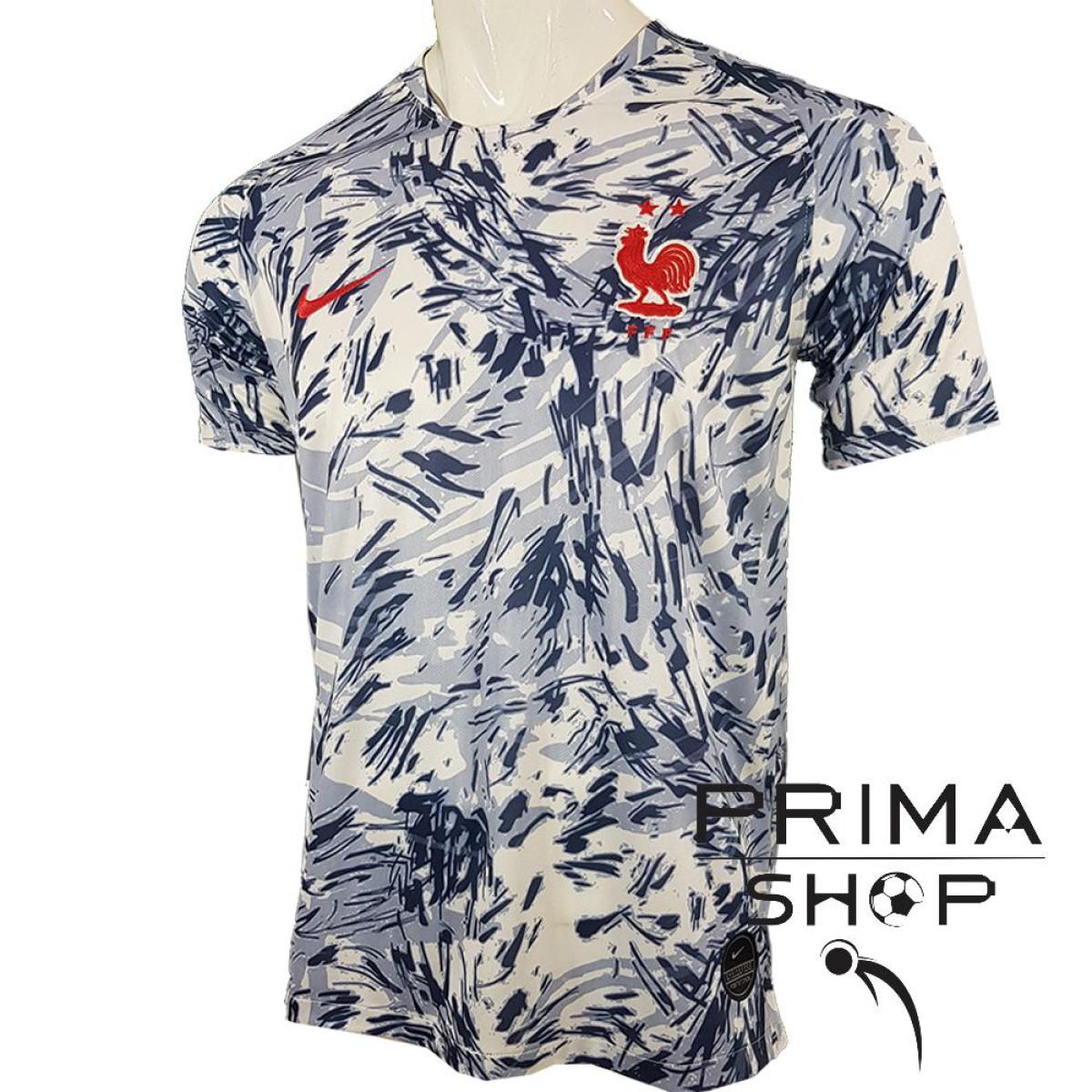 لباس تمرینی فرانسه 2020 | لباس تمرینی  تیم ملی فرانسه