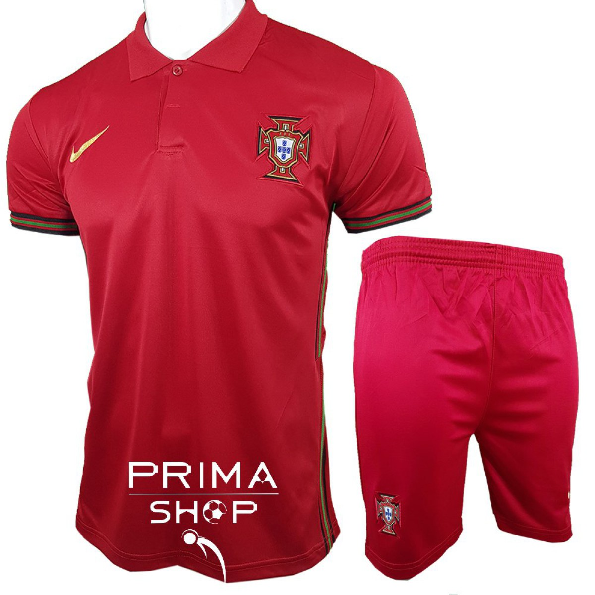 کیت تیم ملی پرتغال 2020 |  پیراهن شورت پرتغال