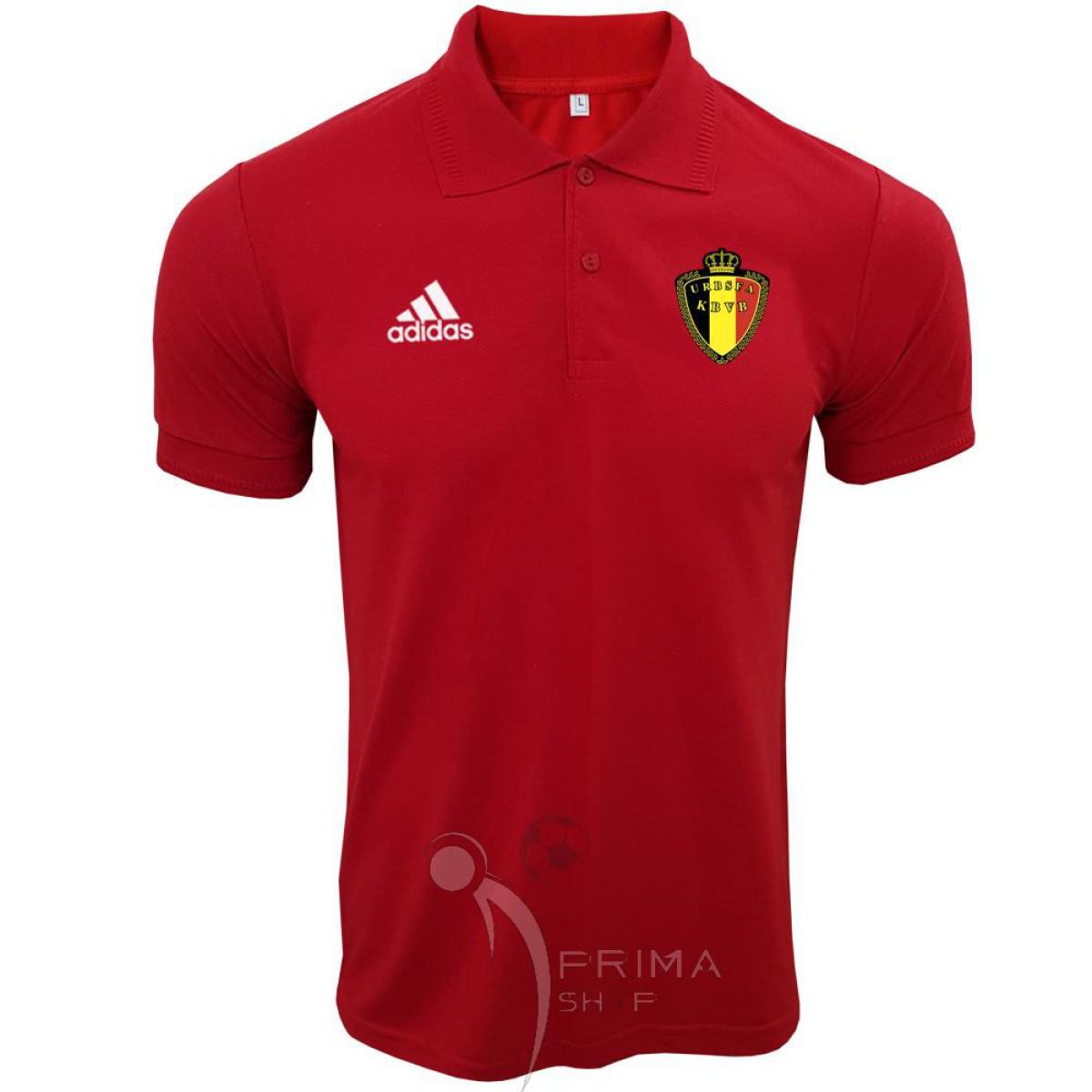 پولوشرت بلژیک قرمز تیشرت هتلی