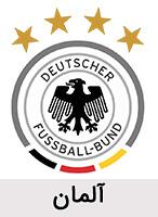 محصولات تیم ملی آلمان